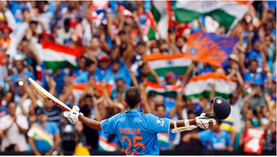 Australia and India build ties through cricket in The Sydney Morning Herald